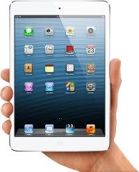 iPad mini представлен официально
