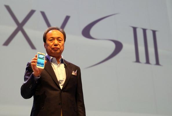 Samsung выпустят 4-дюймовый Galaxy S3