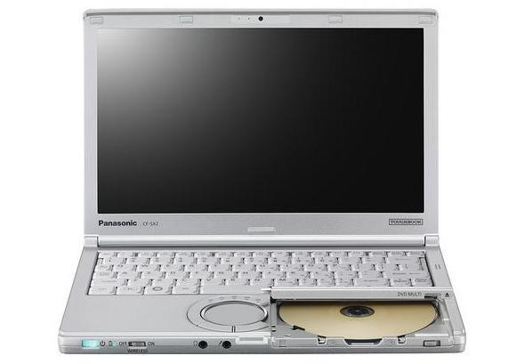 Panasonic Toughbook SX2 – защищенный ноутбук с рекордным временем работы аккумулятора