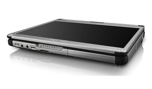 Toughbook C2 - защищенный ноутбук с Windows 8 Pro