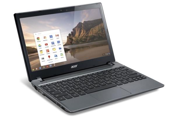Acer выпустили Chromebook за 199 долларов