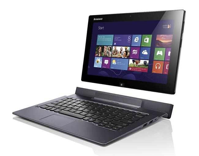 Планшетник под Windows 8 Lenovo IdeaTab Lynx Tablet доступен для предварительного заказа