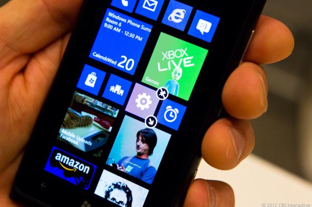 Проблемы с Windows Phone 8: произвольная перезагрузка