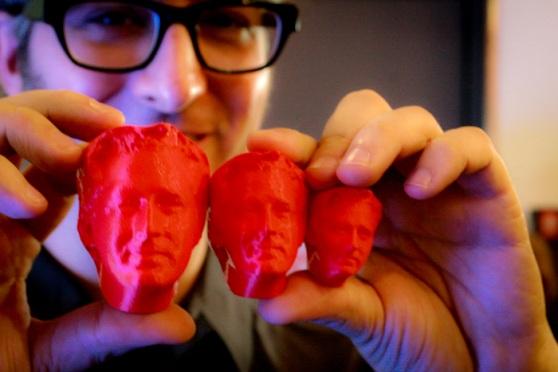 Еще одна 3D-фотокабина появилась в Нью-Йорке