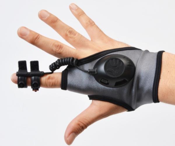 Мышь-перчатка от магазина Thanko