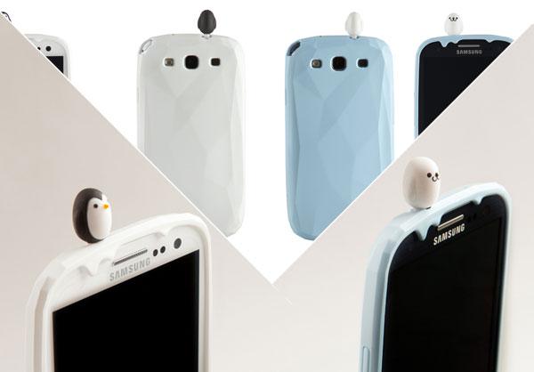 Аксессауры, дополняющие природный интерфейс Galaxy S III