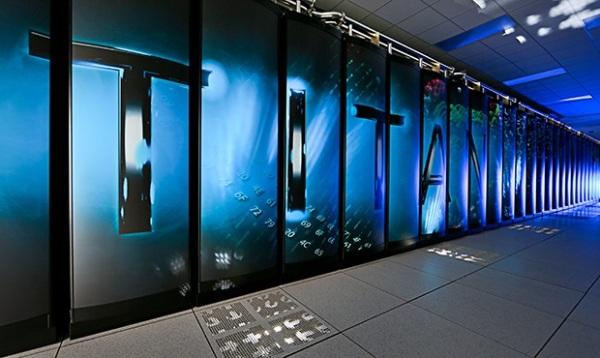 Titan стал самым мощным суперкомпьютером в мире