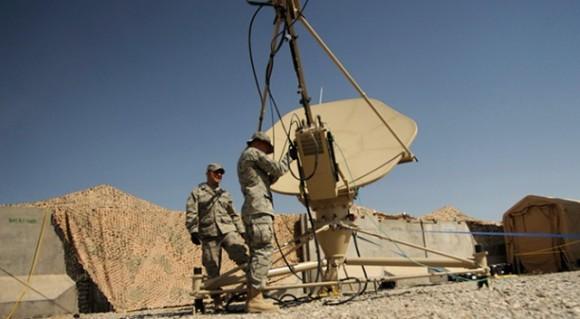 В DARPA разрабатывается технология беспроводной связи с пропускной способностью 100 Gbps и огромным радиусом действия