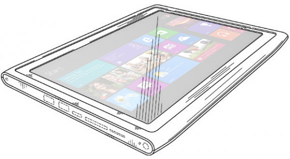Через пару месяцев Nokia покажут Windows-планшетник?
