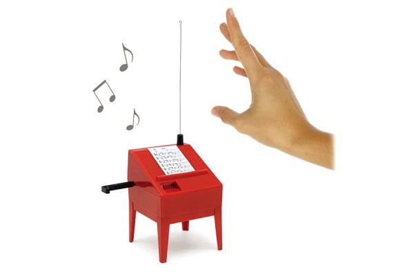 Мини-терменвокс для любителей оригинальных музыкальных инструментов