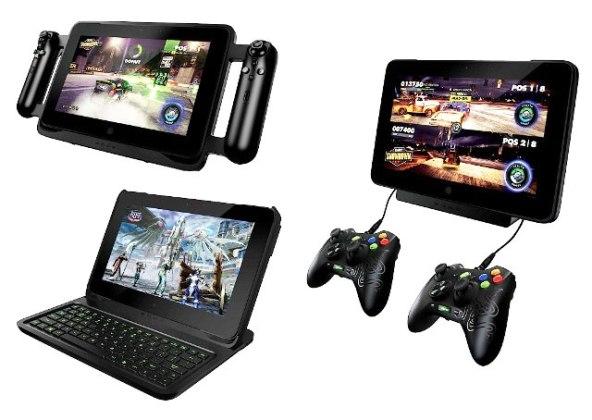 Игровой планшетник Razer Edge поступил в продажу