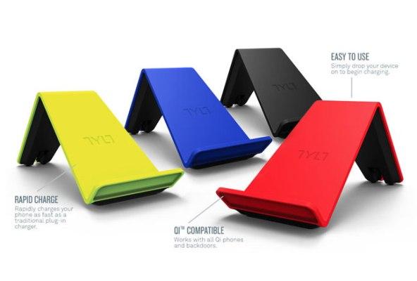 Беспроводное зарядное устройство Tylt Vu Qi можно будет купить в апреле
