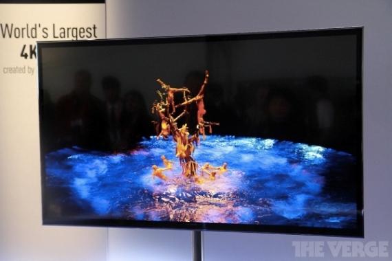 Телевизоры скорого будущего от Samsung, LG, Sony и Panasonic