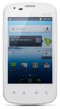 Очень доступный Android-смартфон от iriver