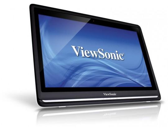 Viewsonic показали 4К-монитор и недорогой гигантский планшетник