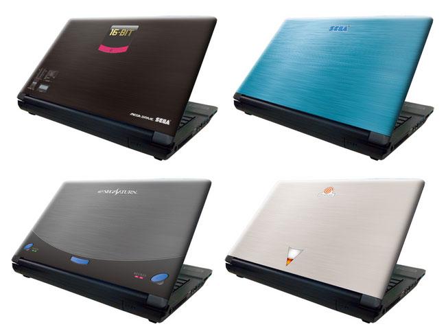 Sega-Laptops
