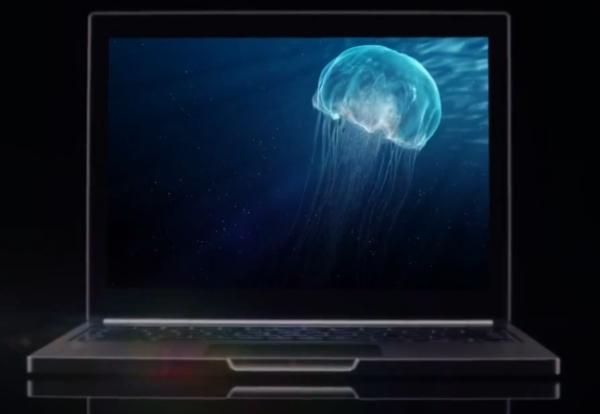 Google выпустят Chromebook Pixel с сенсорным экраном?