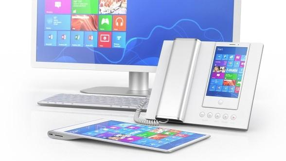 Смартфон под управлением гибрида Windows 8 и Windows Phone 8