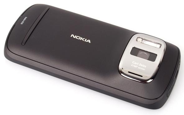 Летом Nokia выпустят смартфон Lumia с 41-мегапиксельной камерой