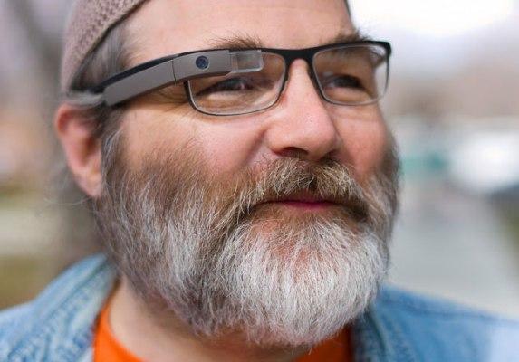Google Glasses будут совместимы с очками для коррекции зрения