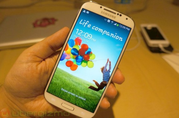 Samsung Galaxy S IV представлен официально