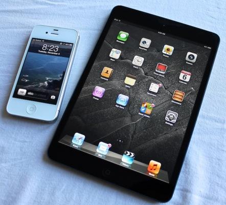 Apple могут сократить поставки iPad mini ради новой модели