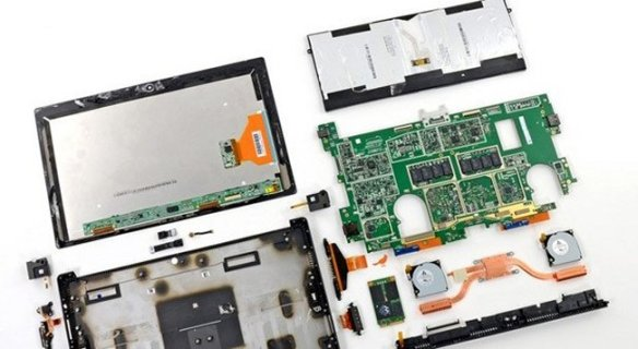 Названы планшетники, которые лучше и хуже всего поддаются ремонту