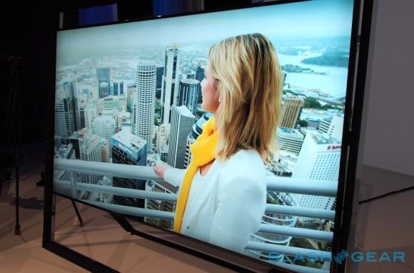 Через несколько дней открывается предварительный заказ на 4K-телевизоры Samsung