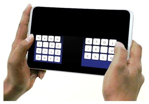KALQ-клавиатура позволит быстрее набирать текст на сенсорных дисплеях