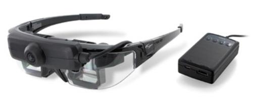 Новые очки дополненной реальности от Vuzix