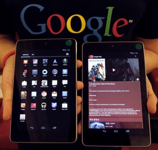 Google I/O: Key Lime Pie, Nexus 7.2 и улучшенный Nexus 4 вместо Nexus 5