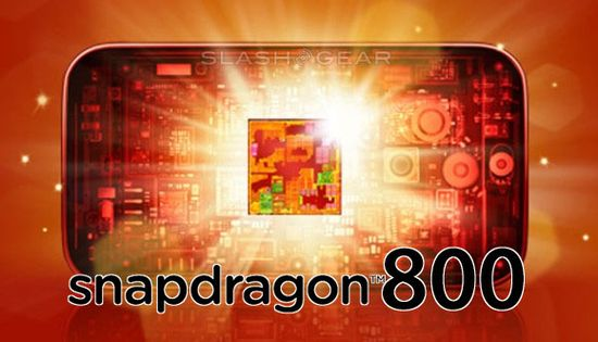 Новые чипы Qualcomm Snapdragon 800 поступят в массовое производство в мае