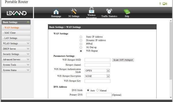 Обзор сетевого устройства Lexand LPB-78W