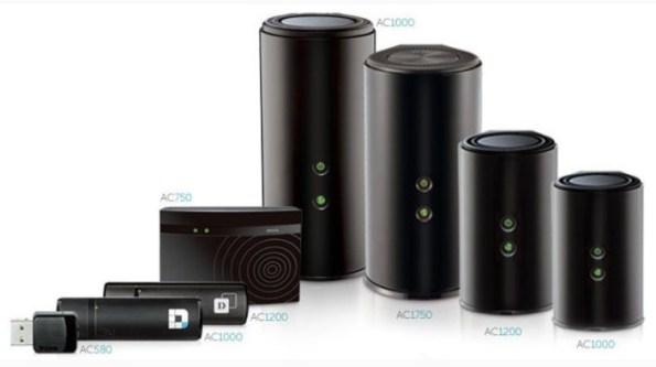 D-Link выпустили 4 роутера следующего поколения