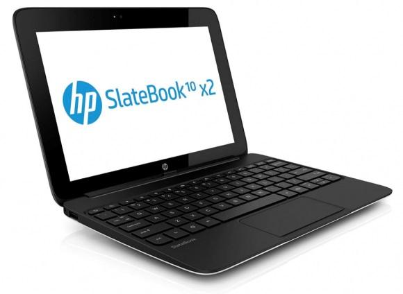 Гибридный Android-ноутбук HP SlateBook x2 на основе Tegra 4