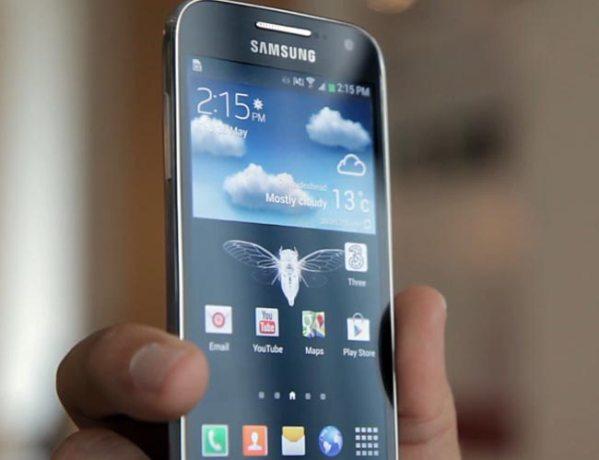 Galaxy S4 mini анонсирован официально (видео)