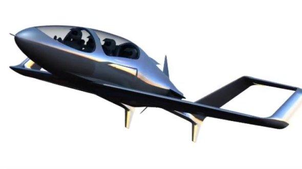 Рабочий прототип летающего автомобиля Synergy будет готов до конца года