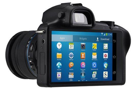 Samsung анонсировали новый Android-фотоаппарат