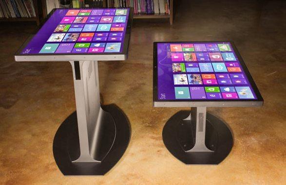Сенсорные столы Ideum Platform 46
