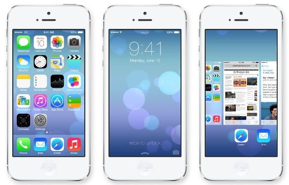 Расширенный обзор iOS 7 (видео)