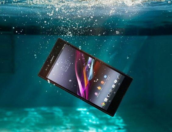 Плафон Sony Xperia Z Ultra появился на сайте FCC