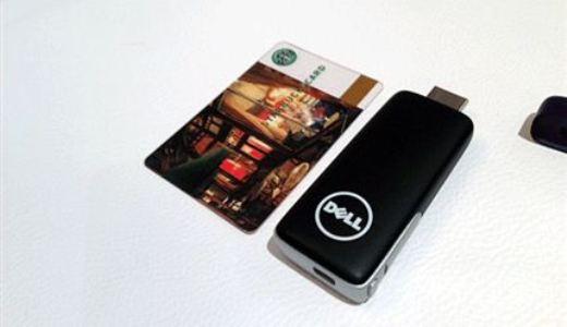 Тестеры получили первые HDMI-донглы Dell Project Ophelia