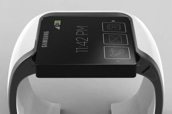 Смарт-часы от Samsung будут называться GEAR?