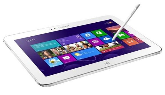Планшетник Samsung ATIV Tab 3 с Windows 8 поступит в продажу 1 сентября