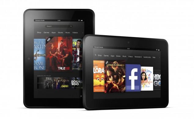 Стали известны технические характеристики нового Kindle Fire начального уровня