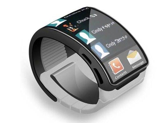 В Сеть утекли технические характеристики смарт-часов Samsung Galaxy Gear