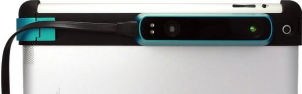 Первый в мире мобильный 3D-датчик сделает из гаджета портативный 3D-сканер