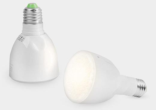 Лампочка-фонарик от Нью-Йоркского музея современного искусства