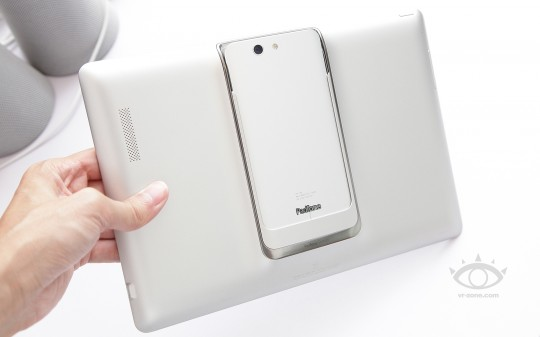 Представлен новый гибрид Asus Padfone Infinity