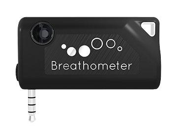 Breathometer – самый маленький в мире анализатор дыхания для смартфонов